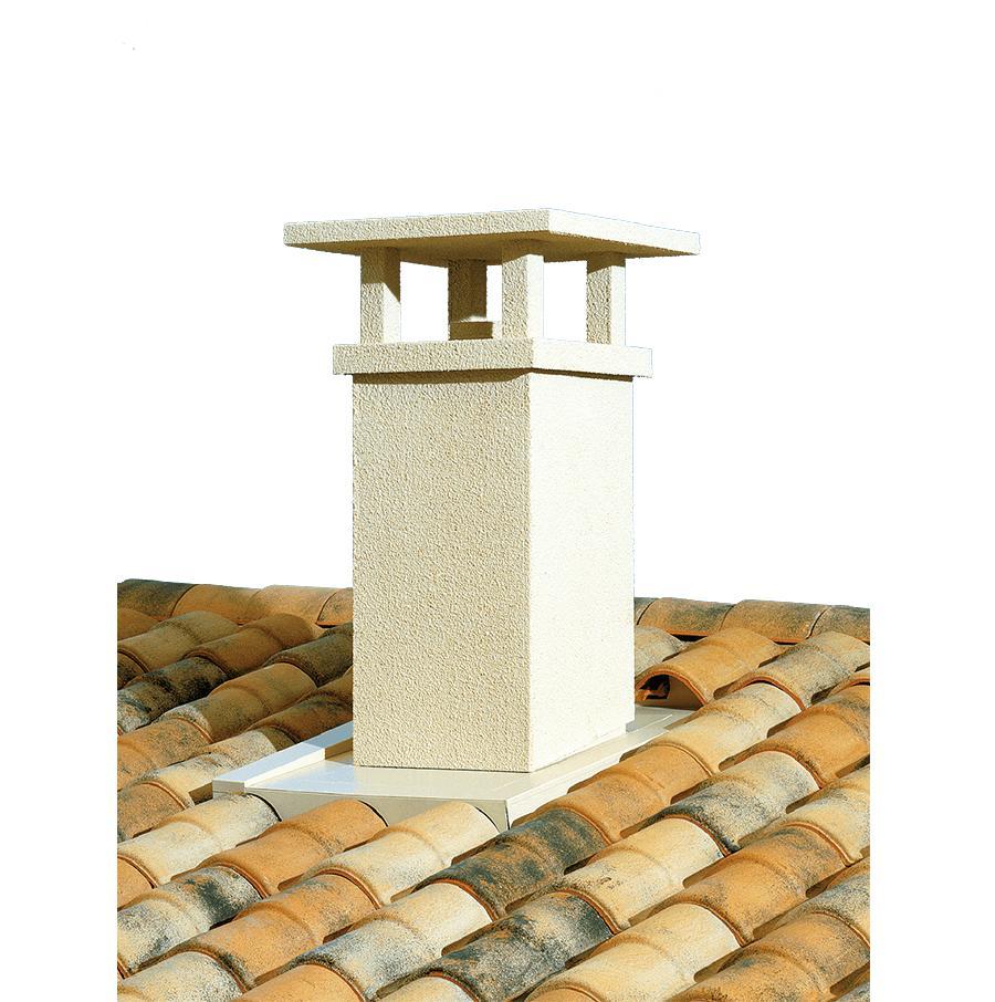 Sorties de toiture fumisterie bianucci mat riaux - Sortie de toit pour poele a bois ...
