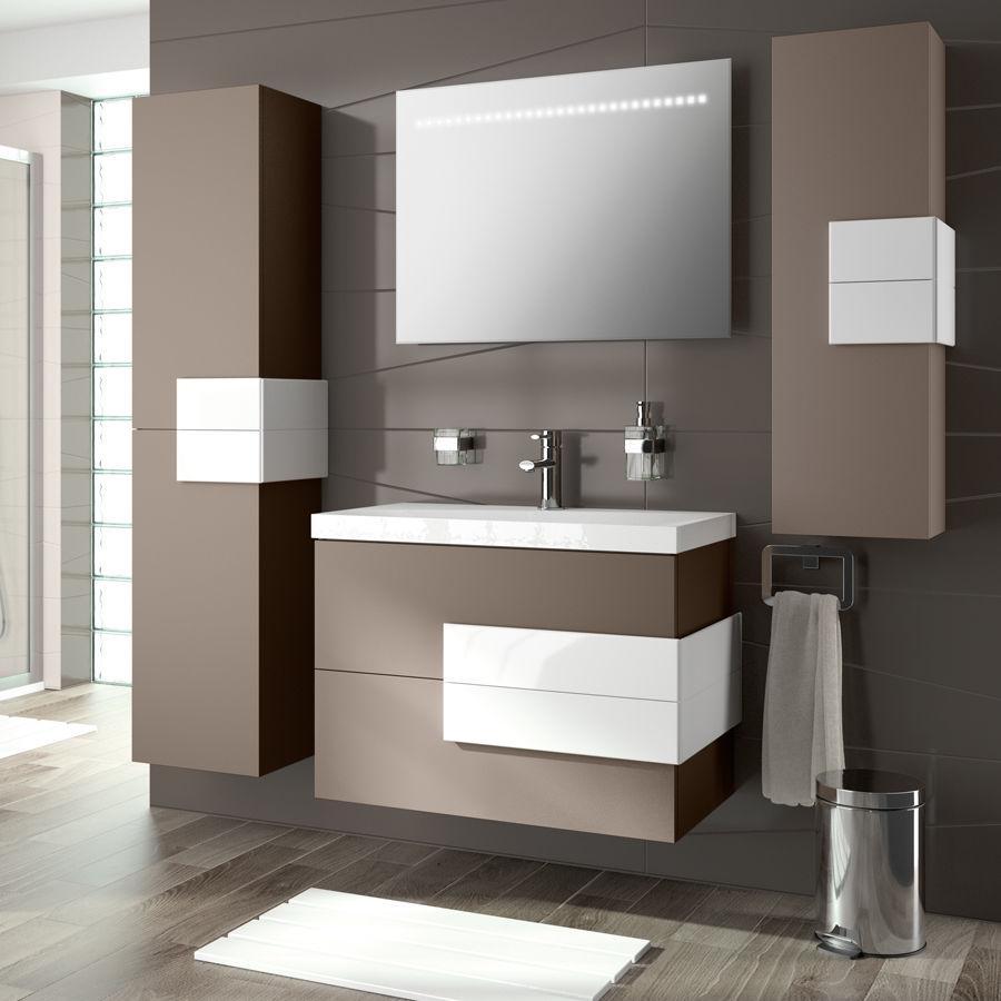 affordable with meuble salle de bain noir et blanc - Photo Salle De Bain Noir Et Blanc